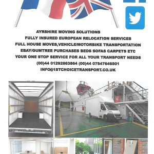 AMS MOVING FLYER